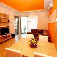 Отель Butua Residence Черногория, Будва - отзывы, цены и фото номеров - забронировать отель Butua Residence онлайн комната для гостей фото 2