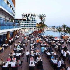 Granada Luxury Resort & Spa Турция, Аланья - 1 отзыв об отеле, цены и фото номеров - забронировать отель Granada Luxury Resort & Spa онлайн помещение для мероприятий