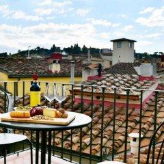 Отель Santa Croce Флоренция балкон