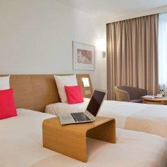 Отель Novotel Paris Est Баньоле комната для гостей