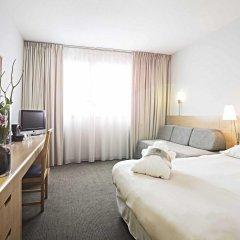Отель Novotel Torino Corso Giulio Cesare Италия, Турин - 1 отзыв об отеле, цены и фото номеров - забронировать отель Novotel Torino Corso Giulio Cesare онлайн комната для гостей фото 2