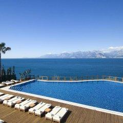 Ramada Plaza Antalya Турция, Анталья - - забронировать отель Ramada Plaza Antalya, цены и фото номеров бассейн фото 2