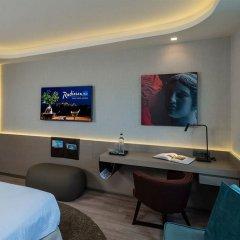 Radisson Blu Park Hotel, Athens Афины удобства в номере фото 2
