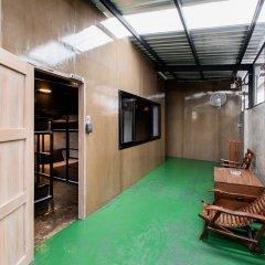 The Alley Hostel & Bistro сауна