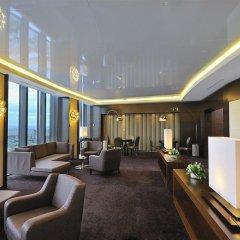 Eurostars Madrid Tower Hotel интерьер отеля фото 3