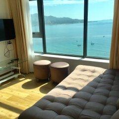 Апартаменты Beach City Apartment Нячанг комната для гостей фото 5