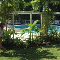 Отель Goblin Hill Villas at San San Ямайка, Порт Антонио - отзывы, цены и фото номеров - забронировать отель Goblin Hill Villas at San San онлайн фитнесс-зал фото 2