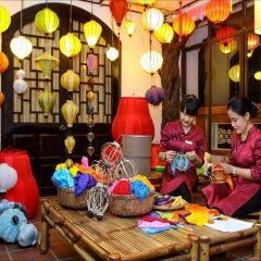 Отель Hoi An Lantern Хойан детские мероприятия