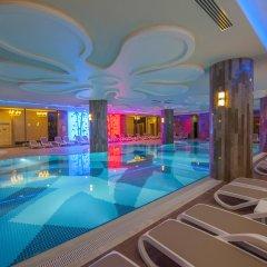 Отель Kirman Belazur Resort And Spa Богазкент бассейн