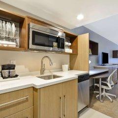 Отель Home2 Suites by Hilton Columbus Airport East Broad США, Колумбус - отзывы, цены и фото номеров - забронировать отель Home2 Suites by Hilton Columbus Airport East Broad онлайн в номере