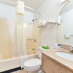 Отель Americas Best Value Inn Effingham ванная