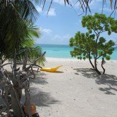 Отель Pension Hotu пляж
