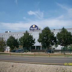 Comfort Hotel Aeroport Lyon St Exupery спортивное сооружение фото 2