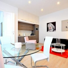 Апартаменты Vienna Residence Lovely Apartment With Space for 2 Close to the Subway Вена комната для гостей фото 4