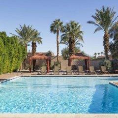 Отель Borrego Springs Resort and Spa бассейн фото 2