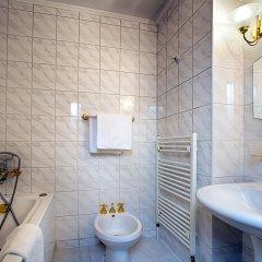 Hotel Red Lion Прага ванная