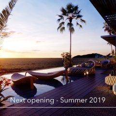 Aguas de Ibiza Grand Luxe Hotel фитнесс-зал