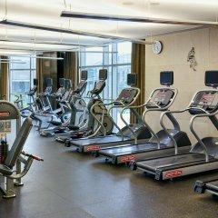 Отель InterContinental Beijing Beichen фитнесс-зал
