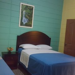 Отель Guesthouse Dos Molinos Сан-Педро-Сула комната для гостей фото 2