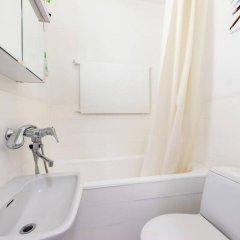 Отель Helsinki Apartment Kamppi Финляндия, Хельсинки - отзывы, цены и фото номеров - забронировать отель Helsinki Apartment Kamppi онлайн ванная фото 2