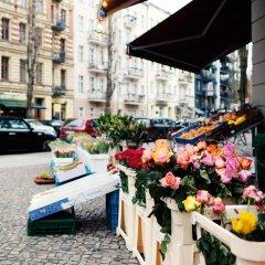 Отель Pfefferbett Hostel Германия, Берлин - отзывы, цены и фото номеров - забронировать отель Pfefferbett Hostel онлайн балкон