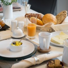 Отель Barbara's Bed&Breakfast питание