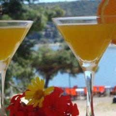 Отель Rachel Hotel Греция, Эгина - 1 отзыв об отеле, цены и фото номеров - забронировать отель Rachel Hotel онлайн бассейн фото 2
