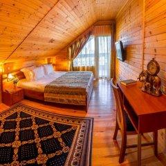 Гостиница Hutor Hotel Украина, Днепр - отзывы, цены и фото номеров - забронировать гостиницу Hutor Hotel онлайн комната для гостей фото 3