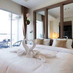 Отель Nam Talay Jomtien Beach Паттайя комната для гостей фото 5