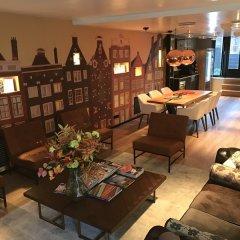 Отель Cornelisz Амстердам гостиничный бар