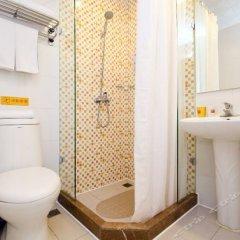 Отель Home Inn (Xi'an Qujiang Exhibition Center, Shaanxi Normal University) Китай, Сиань - отзывы, цены и фото номеров - забронировать отель Home Inn (Xi'an Qujiang Exhibition Center, Shaanxi Normal University) онлайн ванная