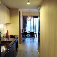 Отель BoonRumpa Condotel удобства в номере фото 2
