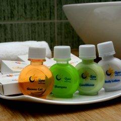 Отель Sole Luna Resort & Spa ванная