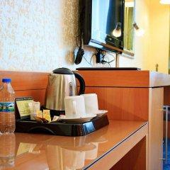Burcman Hotel Турция, Бурса - 1 отзыв об отеле, цены и фото номеров - забронировать отель Burcman Hotel онлайн удобства в номере фото 2