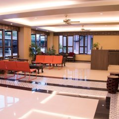 Отель Carpio Hotel Phuket Таиланд, Пхукет - отзывы, цены и фото номеров - забронировать отель Carpio Hotel Phuket онлайн фитнесс-зал