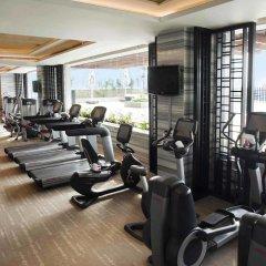 Отель Crowne Plaza New Delhi Mayur Vihar Noida фитнесс-зал фото 2