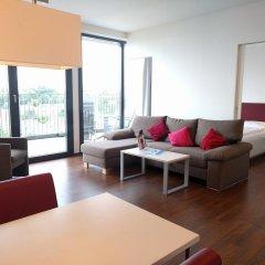 Отель Carat Residenz-Apartmenthaus комната для гостей