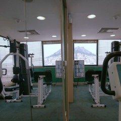 Athens Zafolia Hotel фитнесс-зал фото 4