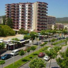 Отель Apartamentos Sol y Vera парковка