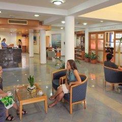 Okeanos Beach Hotel интерьер отеля фото 2