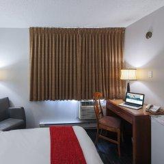 Отель Howard Johnson by Wyndham Quebec City Канада, Квебек - отзывы, цены и фото номеров - забронировать отель Howard Johnson by Wyndham Quebec City онлайн удобства в номере фото 2