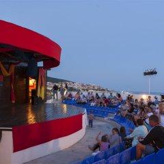 Отель PrimaSol Sineva Beach Hotel - Все включено Болгария, Свети Влас - отзывы, цены и фото номеров - забронировать отель PrimaSol Sineva Beach Hotel - Все включено онлайн с домашними животными