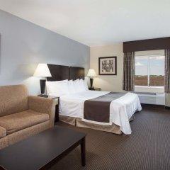 Отель Baymont by Wyndham Dale комната для гостей фото 4
