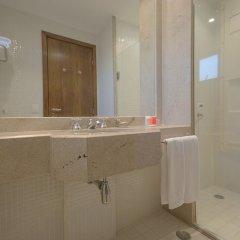 Отель Estanplaza Paulista Бразилия, Сан-Паулу - отзывы, цены и фото номеров - забронировать отель Estanplaza Paulista онлайн ванная