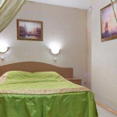 Гостиница Луна Екатеринбург комната для гостей фото 9