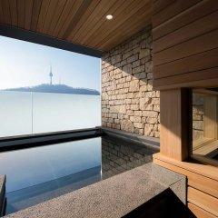 Отель Ibis Styles Ambassador Seoul Myeongdong Сеул бассейн