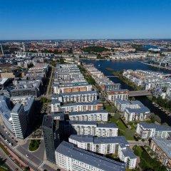 Отель ApartDirect Hammarby Sjöstad фото 5