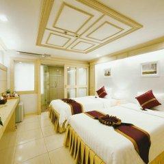 Golden Dragon Suvarnabhumi Hotel комната для гостей фото 2