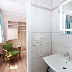 Отель B&B Hotel Junior Австрия, Зальцбург - 1 отзыв об отеле, цены и фото номеров - забронировать отель B&B Hotel Junior онлайн ванная