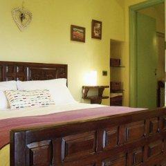 Отель Borgo dei Sagari Дзагароло сейф в номере